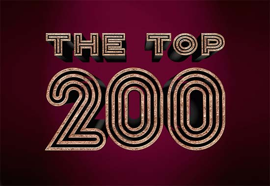 Nation's Restaurant News, top 200