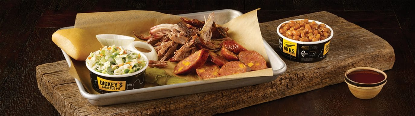Dickey's Barbecue Pit Food