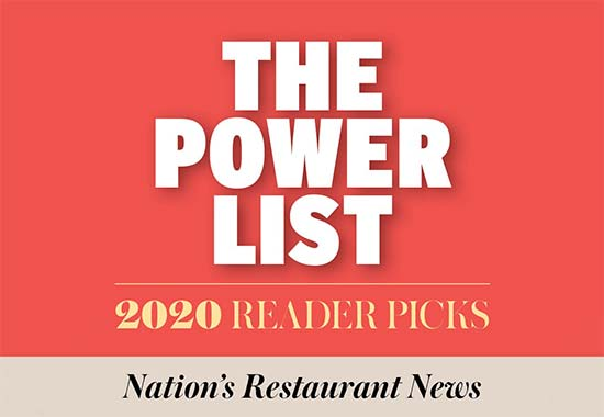 The Power List, 2020 Reader Picks