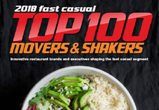 2018 Top 100 Movers & Shakers
