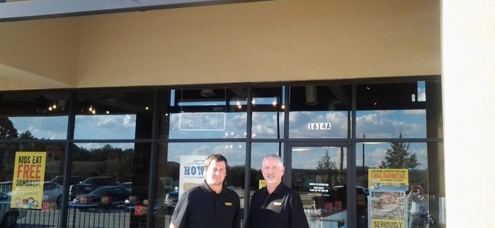 Dickey's Barbecue Opens New Restaurant in Spring