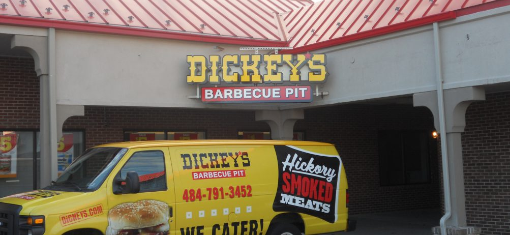 Dickey's Barbecue Opens its Third Location in Pennsylvania