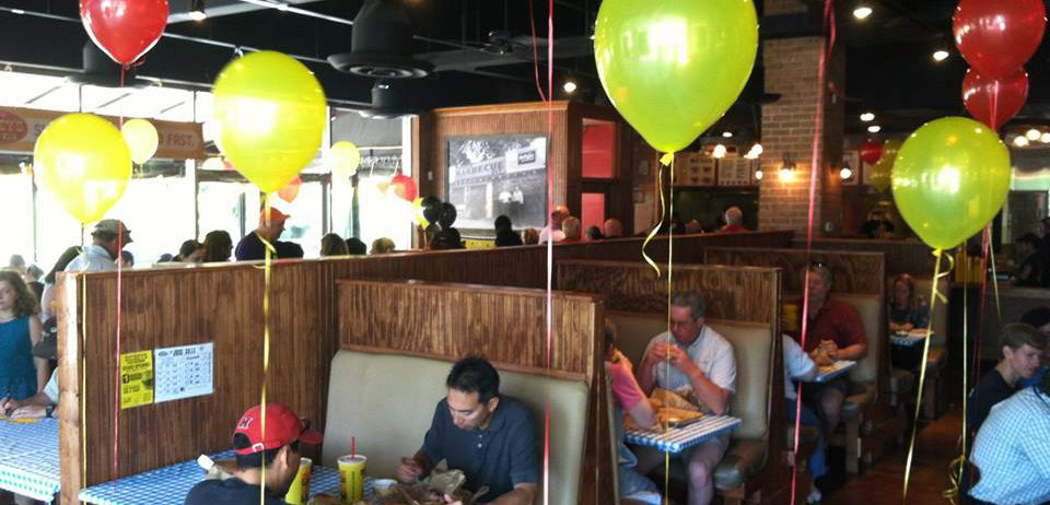 Dickey's in Germantown Invites Community to Barbecue Event