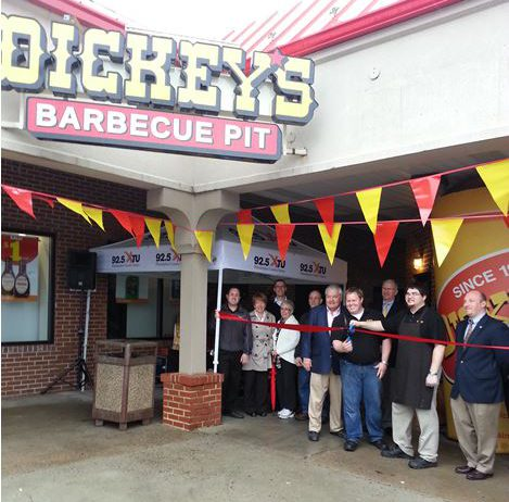 Dickey's Barbecue of Limerick to Celebrate Grand Opening with Mr. Dickey