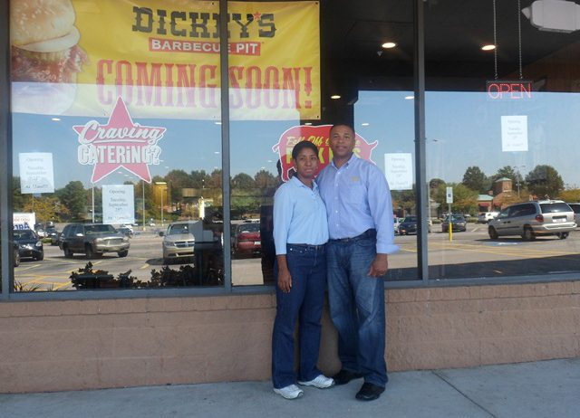 Barbecue Lovers Head to Dickey's in Raleigh