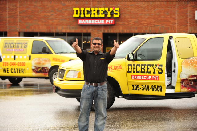 Dickey's Barbecue Pit opens its First Location in Alabama