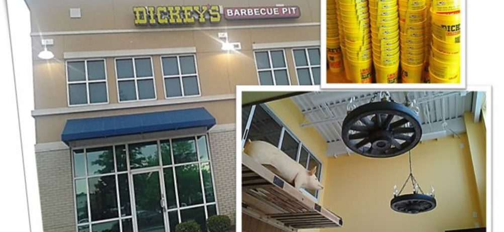New Dickey's Barbecue Pit in Raleigh Opens This Thursday
