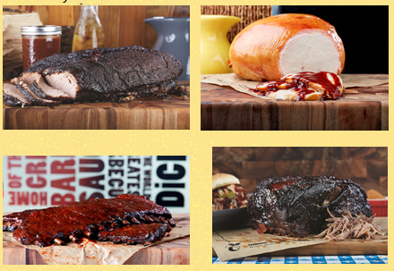 Dickey's Barbecue Adds Whole Meats Offering to Menu