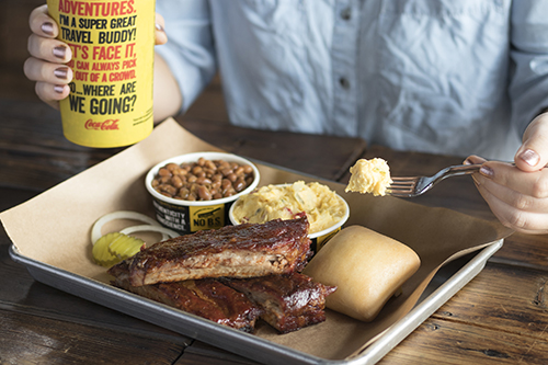 Dickey's Barbecue Fires Up the Pit in Kennedale