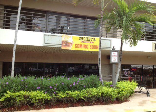 Vote for Dickey's Barbecue in Boca Raton