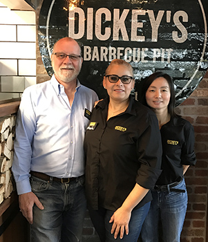 Local Entrepreneur Opens Third Dickey's Barbecue Pit Location in Southern California