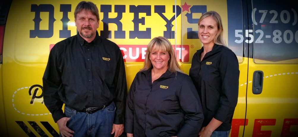 Local Longmont Family Opens Dickey's Barbecue Pit In Their Hometown