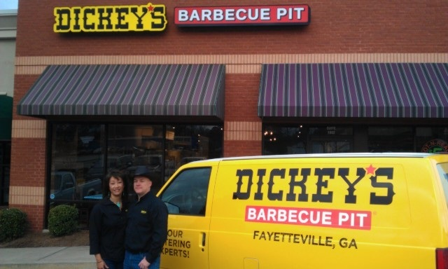 Fayetteville Dickey's Barbecue Pit Opens this Weekend