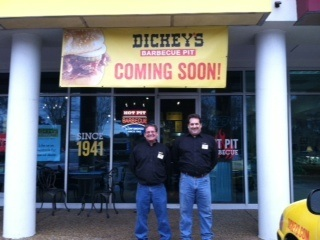 Dickey's Barbecue Saddles Up to Virginia Beach