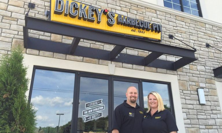 Dickey's Barbecue Pit Owner/Operator Opens His Third Location in Lake Orion