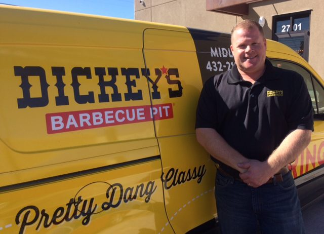 Dickey's Barbecue Pit Offers Midland Residents a Quick