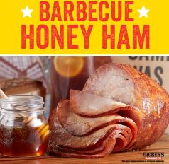 Dickey's New Barbecue Honey Ham Debuts in Utah