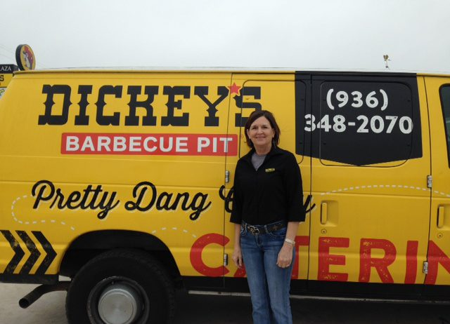 Dickey's Barbecue Pit is Now Slow-Smoking in Madisonville