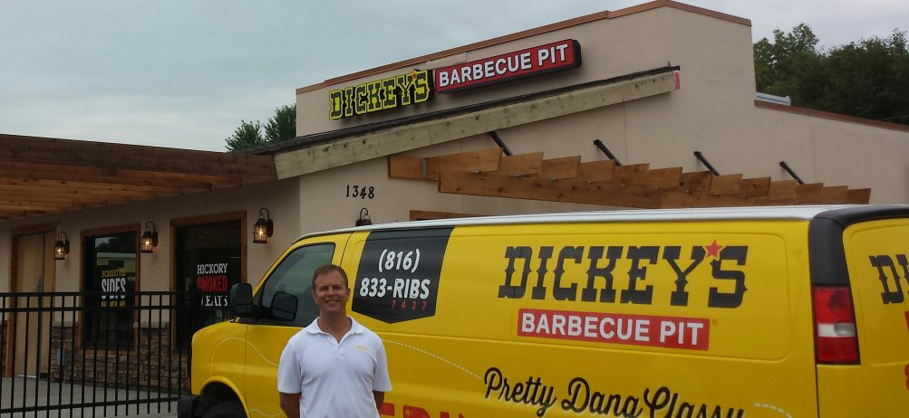 Servin' Up Some Texas-Style Barbecue: Dickey's Barbecue Pit opens new location in Wichita