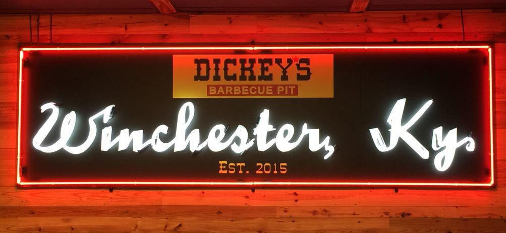 Veteran Franchisee Opens Dickey's Barbecue Pit in Winchester