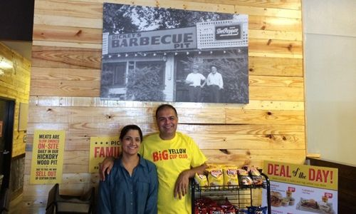 Dickey's Barbecue Pit Original Franchisee Makes Valentine's Day a Family Affair