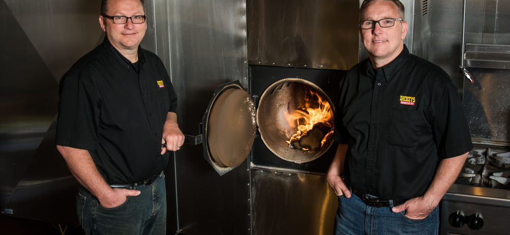 Brother Duo Brings Dickey's Texas-style Barbecue to Springboro