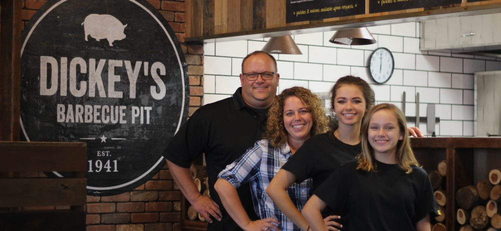 Dickey's Barbecue Pit Brings Texas-style Barbecue to the Beach: New Location Opens in Bradenton