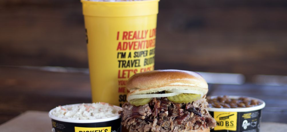 Dickey's Barbecue Pit Brings Texas-style Barbecue to Benson