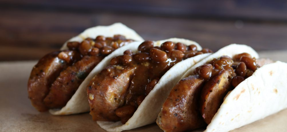 Dickey's Barbecue Pit Features Frank & Beans Taco in October