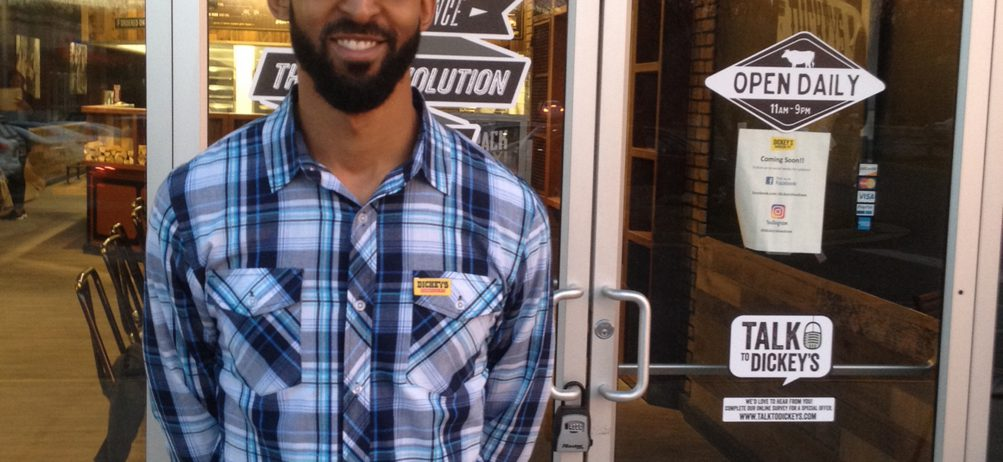 Dickey's Barbecue Pit Opens Their Doors in Ashburn