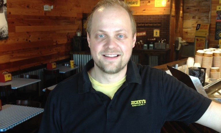 Dickey's Barbecue Pit Owner Brings a Little Piece of Texas to Georgia