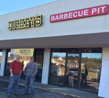 Dickey's Barbecue Pit Brings a Taste of Texas to Brandon