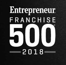 Entrepreneur Magazine Top 500 Franchisees 2018