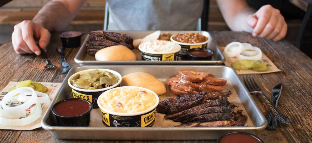 Local Family Brings Dickey's Barbecue Pit to Parker