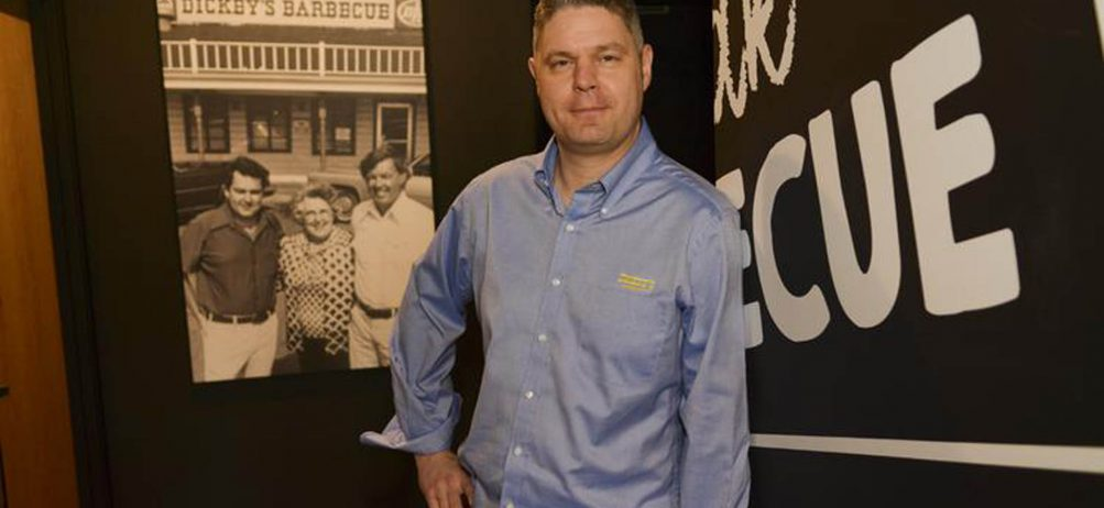 EY Recognizes Dickey's Barbecue Restaurants
