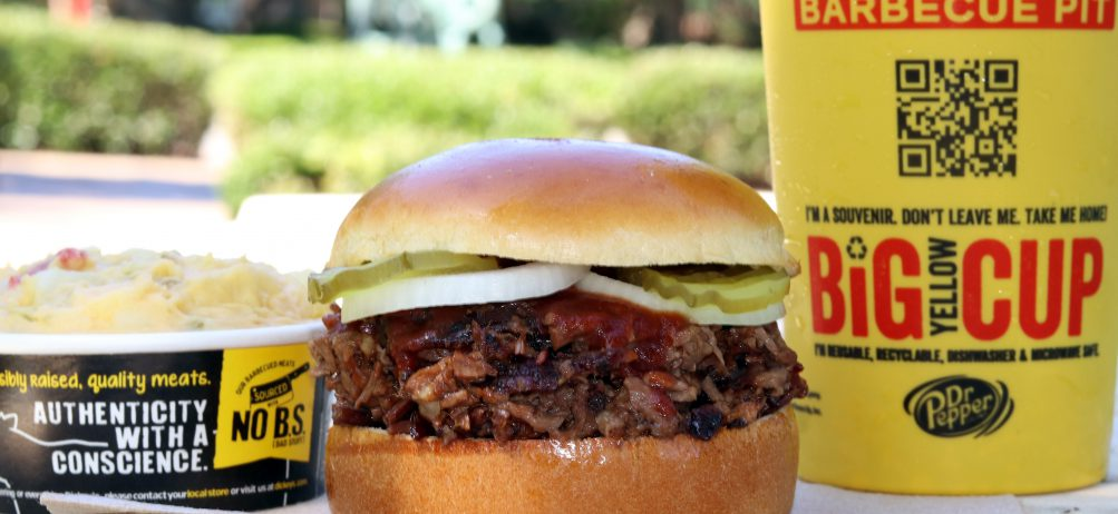 Dickey's Barbecue Pit Kicks Open in North Charleston