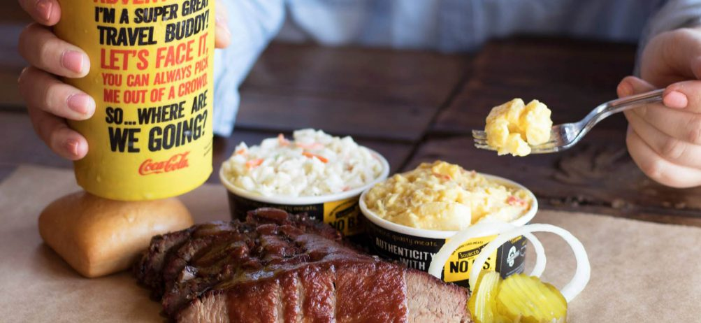 Texas - Style Barbecue Blazes a Trail to Independence
