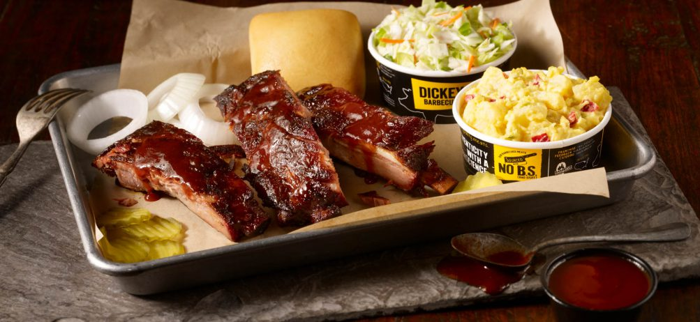 Dickey's Offers All You Can Eat Ribs in October