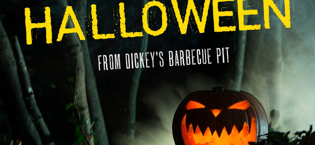 Treat's at Dickey's This Halloween