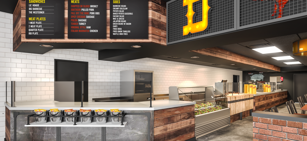 Texas Icon Dickey's Barbecue Pit Takes Up New Residence in Dallas City Hall