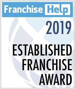 Franchise Help Most Established Brand Awards 2019