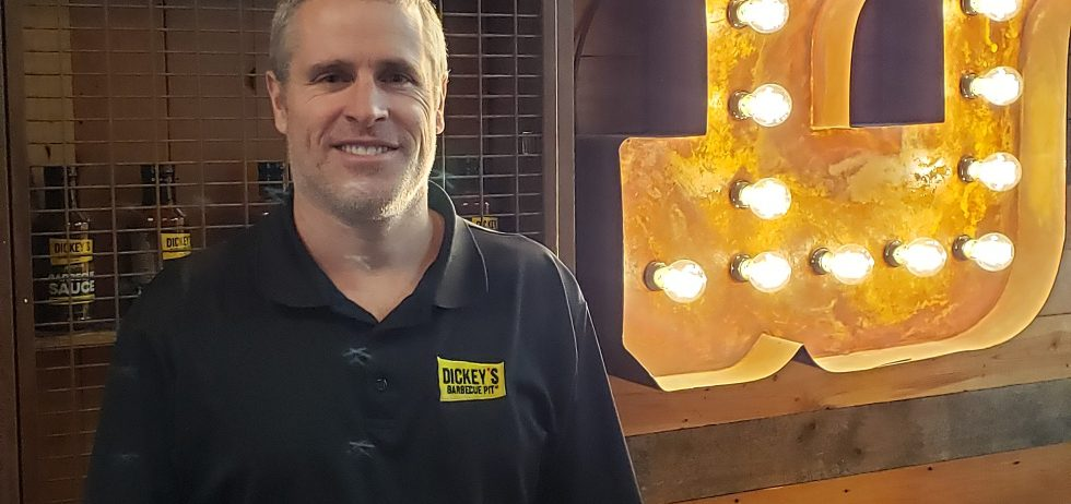 Dickey's Barbecue Pit Opens in Rochester