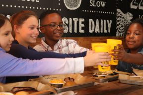 Dickey's Barbecue Pit Kicks Off 2020 With Kids Eat Free All Day