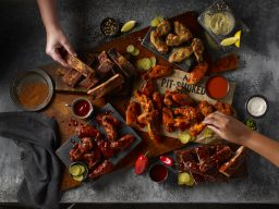 Score this Basketball Season with Free Delivery from Dickey's Barbecue Pit