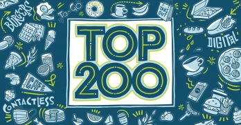 Counting down the 200 largest restaurant chains in America