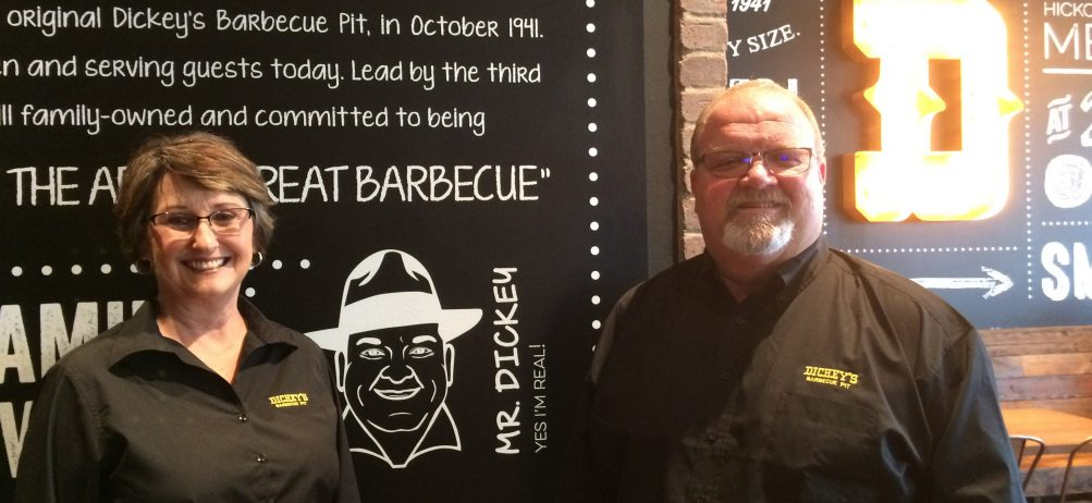 Dickey's Brings New Barbecue Option to the Heart of Texas: New Location Opens in Waco