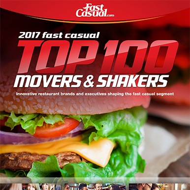 #8 Fast Casual Top 100 Movers & Shakers