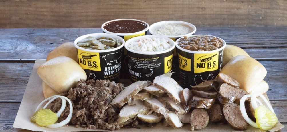 Dickey's Barbecue Firing Up the Pit at New Location in Arlington