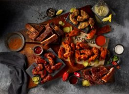Barbecue Restaurant Franchise Dickey's