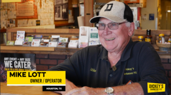Dickeys Barbecue Franchise Review: Mike Lott
